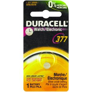 Duracell Watch 377