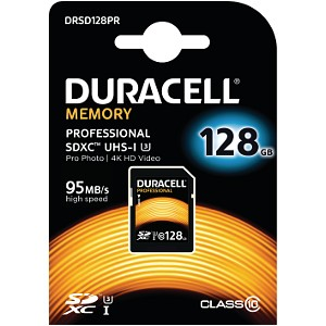 128GB SDXC SD Card V30 UHS-I U3