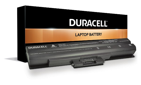 Vaio VGN-FW198UH Battery (6 Cells)