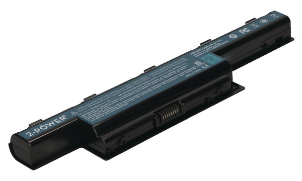 TravelMate 6495G Battery (6 Cells)