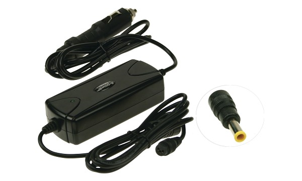 R610-62G Car Adapter