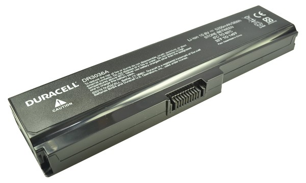 Satellite C650-1CT Battery (6 Cells)