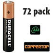 72 pack of Duracell AAA Batteries